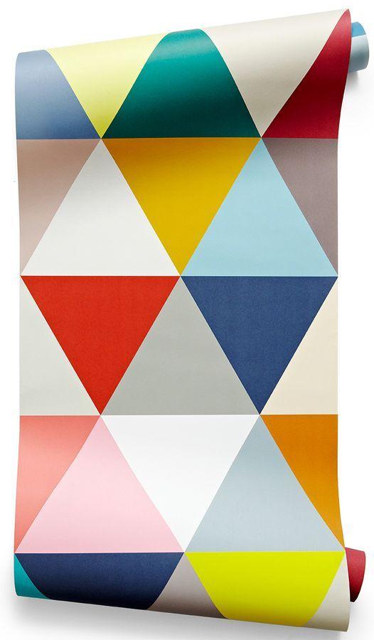 Papier peint Mosaic by Bien Fait #bienfaitparis