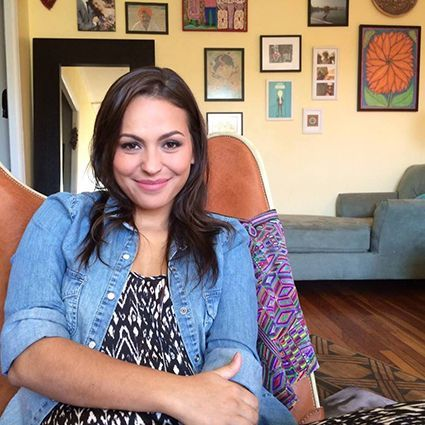 """Autora do livro""""Presos que Menstruam"""", Nana Queiroz se debruçou sobre a vida nas penitenciárias femininas no país (Divulgação / Arquivo pessoal)."""