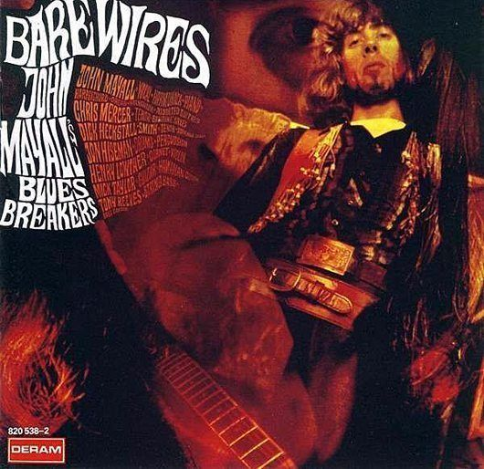 Bare Wires was John Mayall's breakthrough album in the US. Released in 1968 in mixes blues, folk, jazz, R&B, progressive rock and even psychedelia
