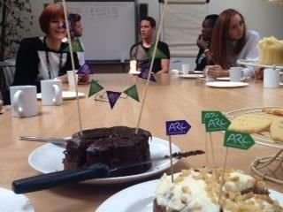 Put the Kettle on for ARC 2016 at the ARC office