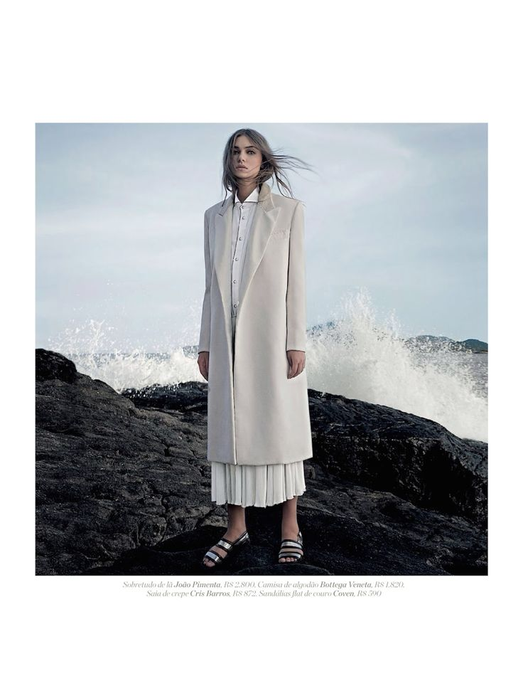 visual optimism; fashion editorials, shows, campaigns & more!: proteção de inverno: isabela eing by gustavo zylbersztajn for marie claire brazil june 2014