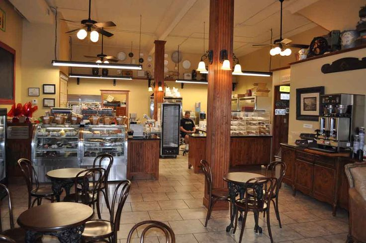 bakery ideas | Cafe Interior, Bakery Design as The Appetite: Old Shop Bakery Design