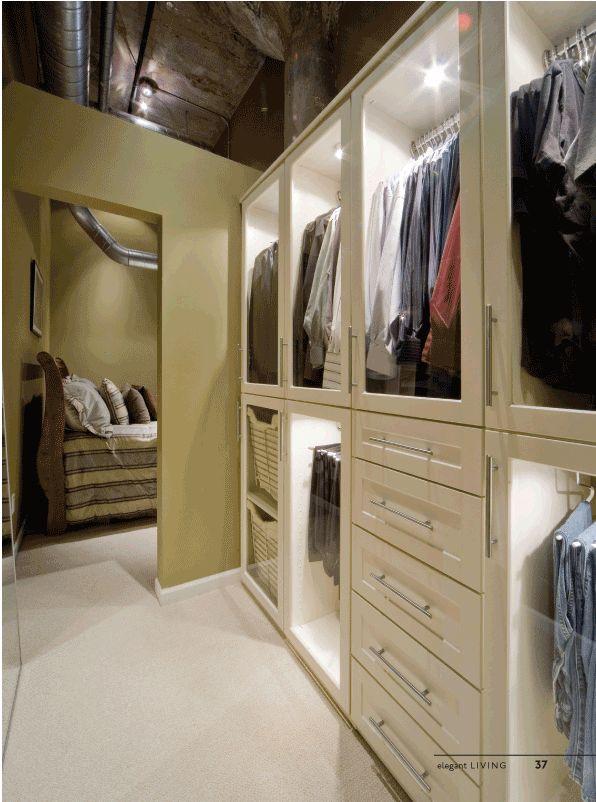 Master Bedroom Closet Design Delights Pinterest
