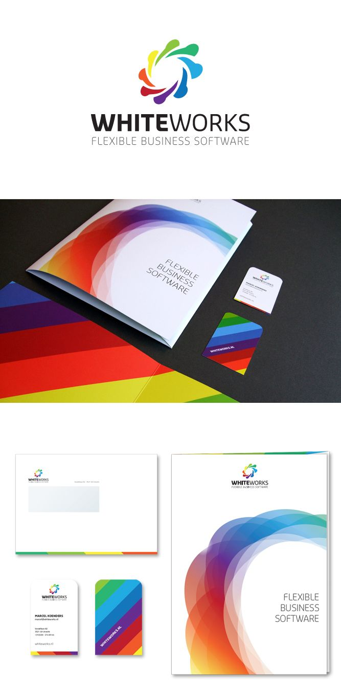 Great corporate identity