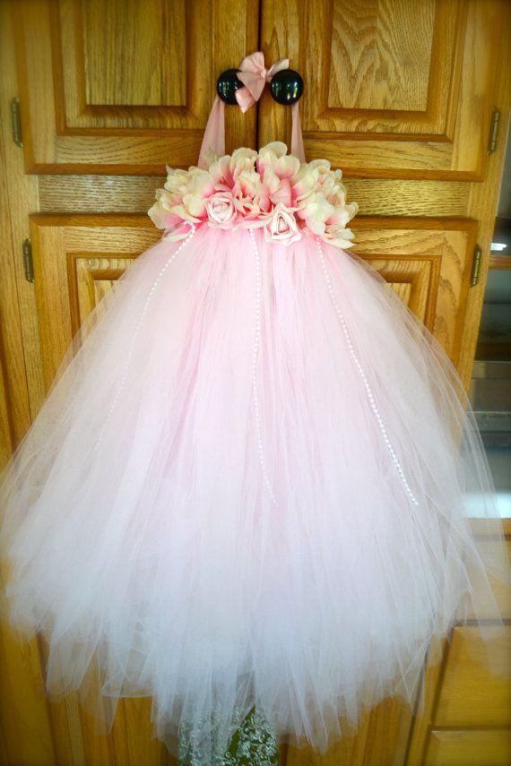 No sew tutu dress by TwinningwithaToddler on Etsy, $42.00