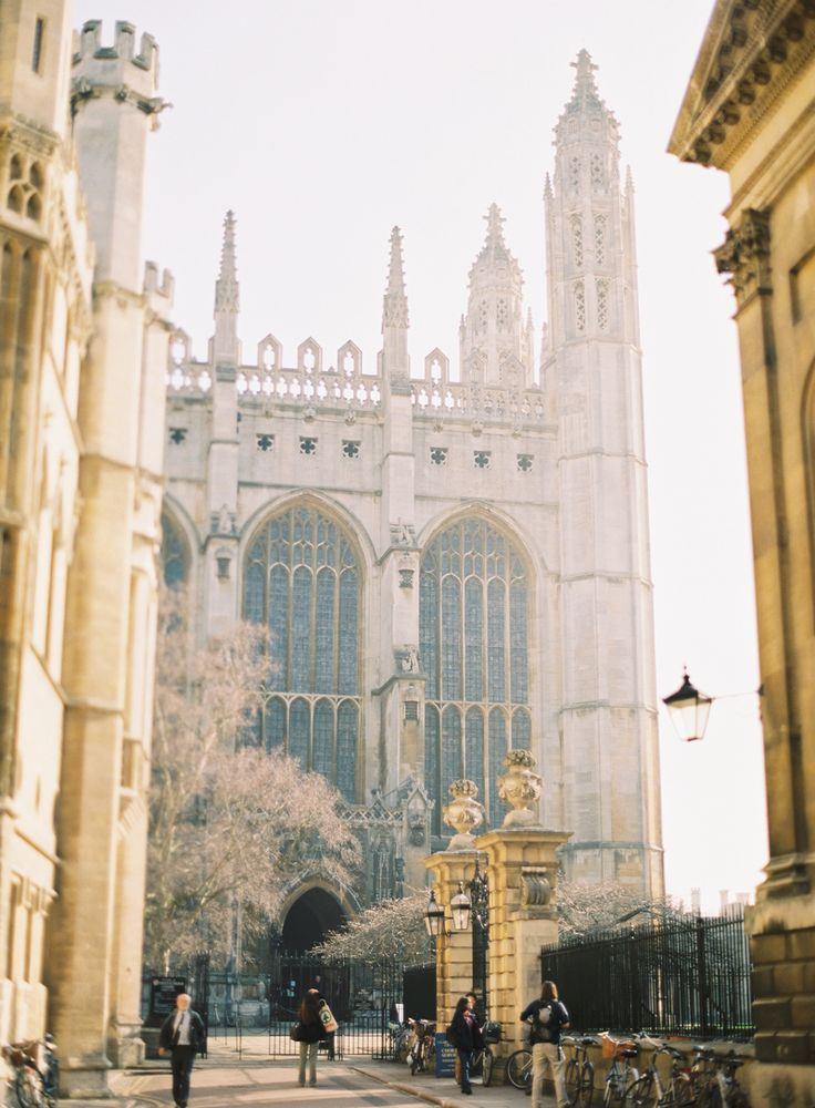 Student Tours to Cambridge with UK Study Tours
