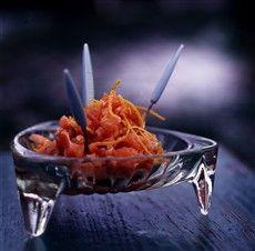 laks med pomerans /salmon with Seville orange (Camilla Plum)