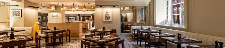 Metropole Restaurant & Bar | 21c Downtown Cincinnati Restaurant