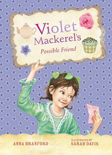 Younger Readers Shortlist - Violet Mackerel has moved into her new house. There is a girl next door who could be a possible friend. Her name is Rose and she has a pink and white bedroom and a doll's house. Violet hopes that Rose might not be just a possible friend for very long. Instead, she would quite like Rose to be a very good friend.