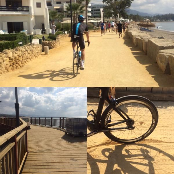Un prólogo de la Vuelta Ciclista a España para 'fat bikes'