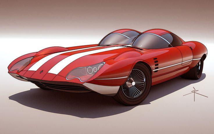 future sports cars retro future pinterest sports cars sports and cars - Sports Cars Of The Future