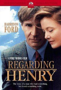 Regarding Henry is my VERY FAVORITE Harrison Ford movie ever - SB says, I love it too and am always looking for it on tv!!!