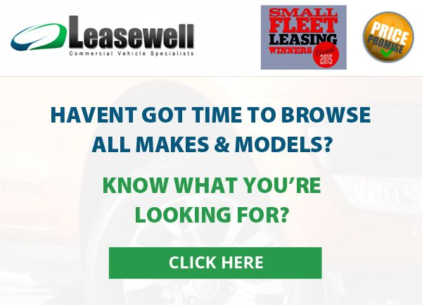 Van Leasing & Contract Hire Deals | Leasewell UK