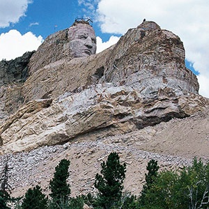 Crazy Horse Memorial is a Must See!