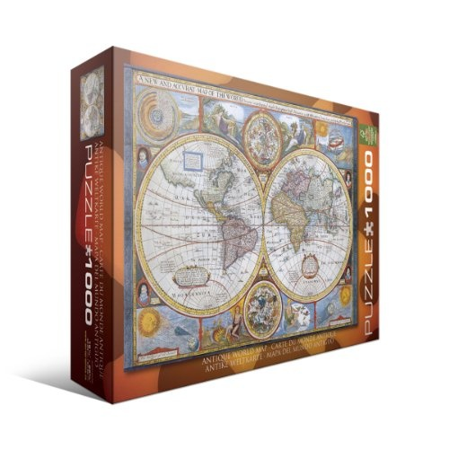 146 best Maps of the world images on Pinterest World maps - new world map online puzzle