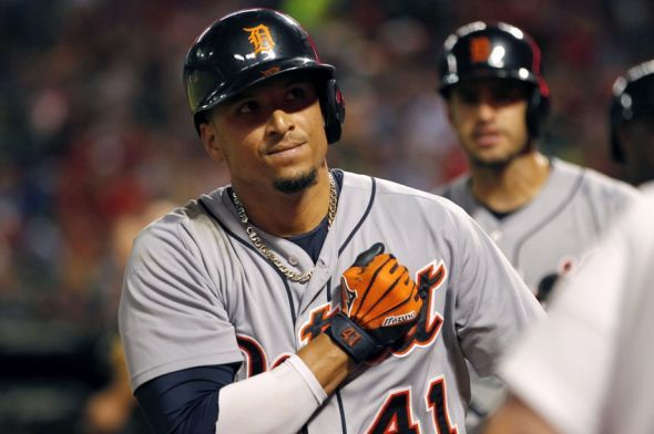 MLB Rumors: Victor Martinez wants to re-sign with Detroit Tigers