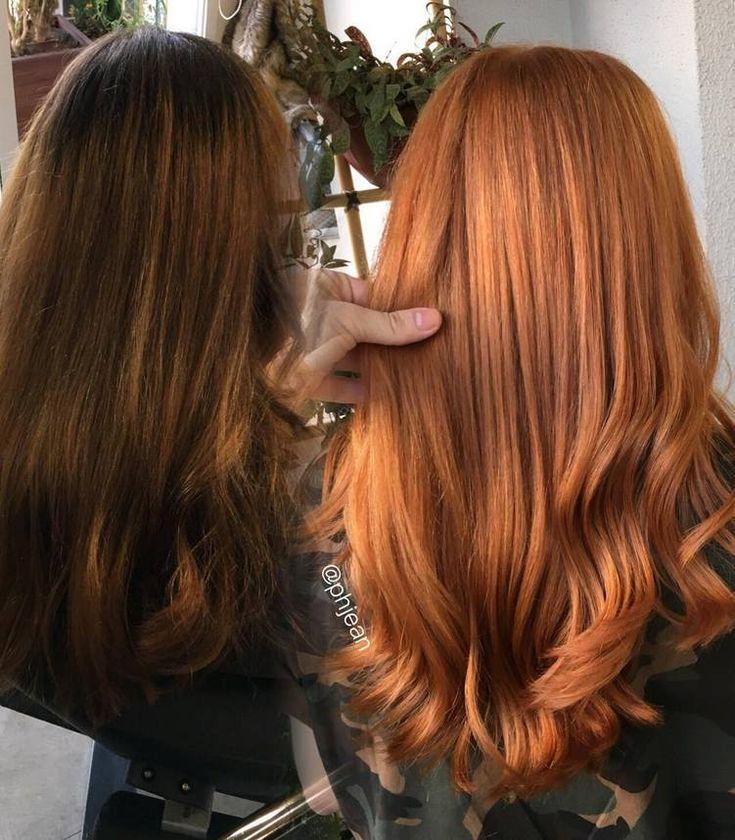 20 CABELOS RUIVOS: Strawberry blonde Schwarzkopf Igora Royal Opulescence Nudes #cabeloruivo #cabelosruivos #ruivorosé #strawberryblonde #igora #schwarzkopf #flamingo
