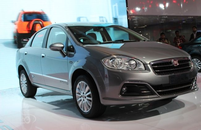 new car launches march 2014 indiaFiat Linea 2014 launched today Prices start at Rs 699 Lakh Ex