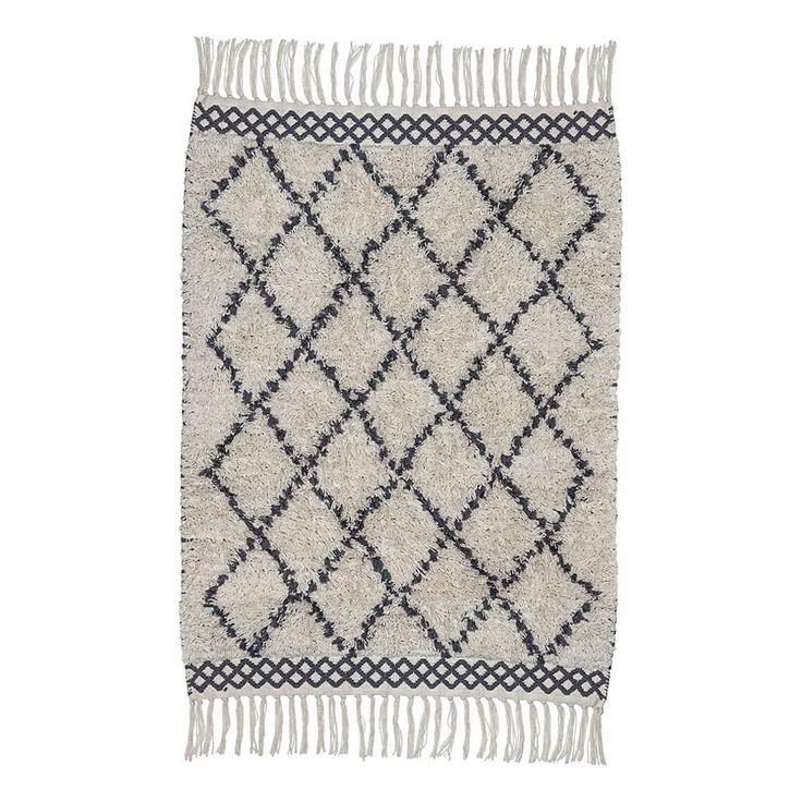Teppich aus Baumwolle Marokko Liv Interior Kind- Große Auswahl an Design auf Smallable, dem Family Concept Store – Über 600Marken.