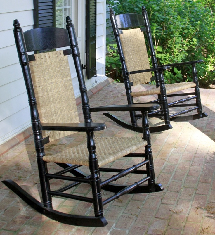 15 best images about front porch rocking chair on - Rocking chair de jardin ...