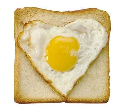 heart shaped egg for VDAY brunch.: Valentine'S Day, Cute Breakfast Ideas, Cute Ideas, Valentines Breakfast, Valentines Day, Valentine'S S