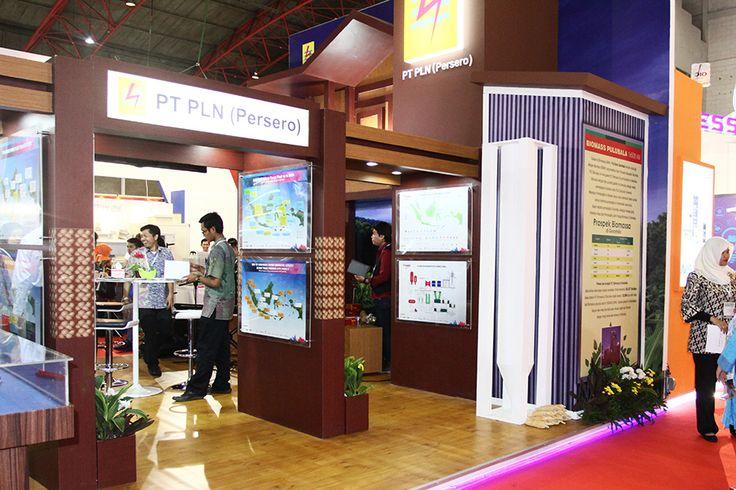Pameran Electric, Power & Renewable Energy 2015 - PT PLN (Persero) - Desain & Produksi Booth Stand Pameran   mandiricitra.comDesain & Produksi Booth Stand Pameran   mandiricitra.com