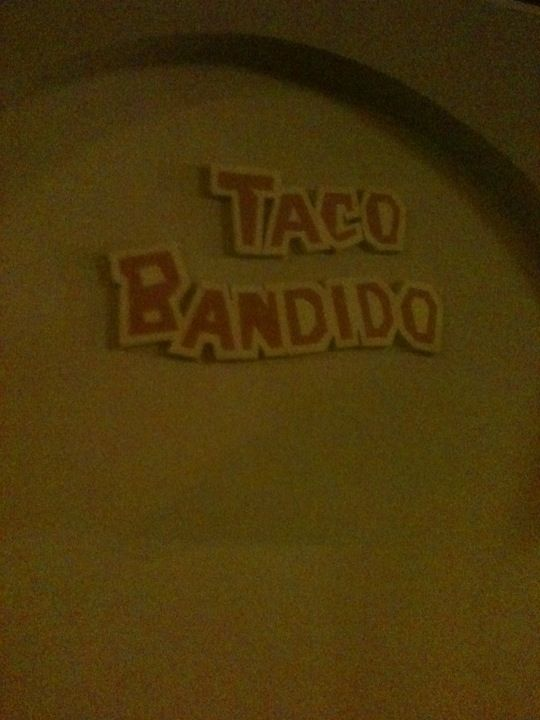 I've had some bad memories here with the tacos