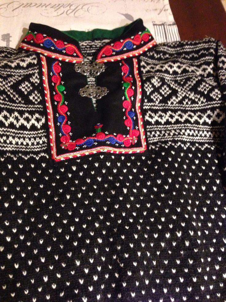Setesdal genser