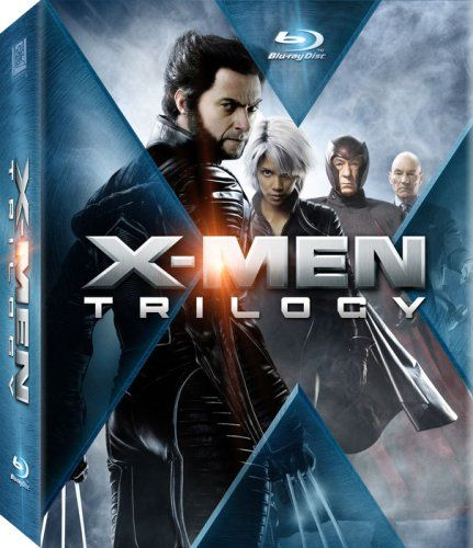 X-Men Trilogy Blu-ray - X-Men Trilogy (X-Men / X2: X-Men United / X-Men 3: The Last Stand) [Blu-ray]