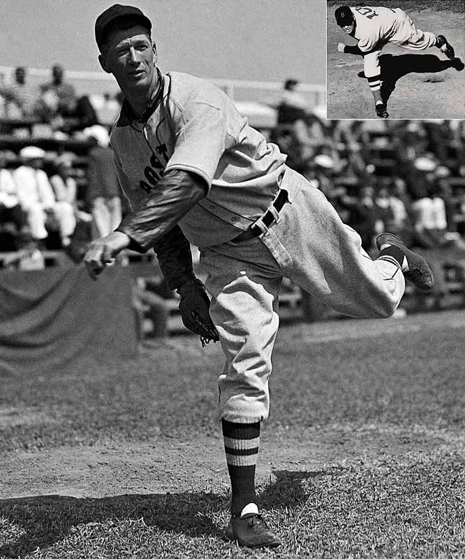 No. 10 - Lefty Grove - Best Baseball Players by Number Readers ...