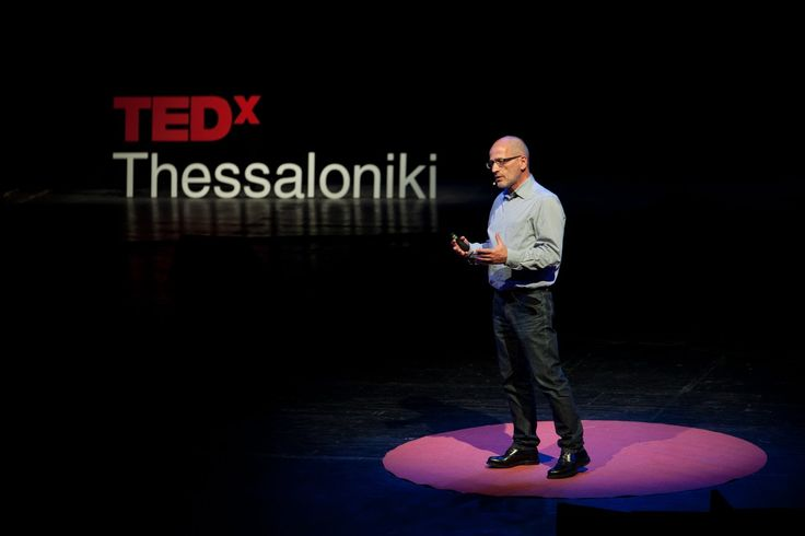 Reinventing public spaces through local history: Prodromos Nikiforidis at TEDxThessaloniki