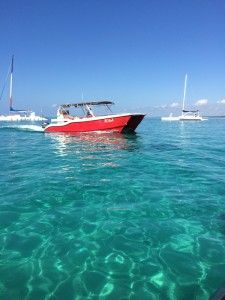 Partida para a Ilha Saona, República Dominicana