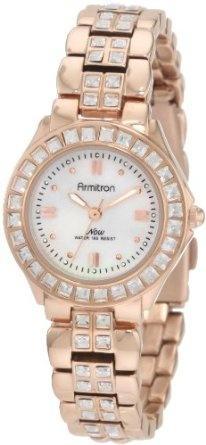 Time for vacation! {Armitron Swarovski & rose gold watch} #ArmitronMakeTime
