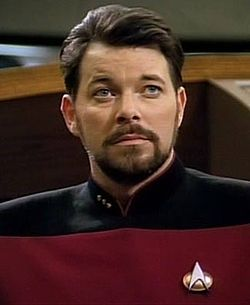 Jonathan Frank's William Riker (Star Trek: The Next Generation)