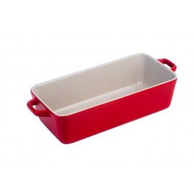 Cookplus Baton Fırın Kabı Kırmızı X Large