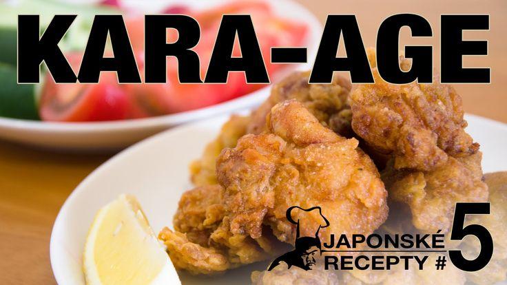 SBJ #5 - Vyprážané kura na japonský spôsob Kara-age