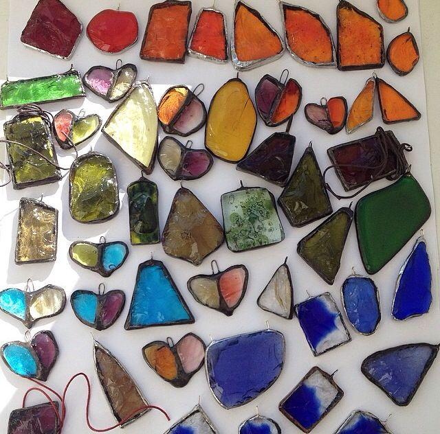 Jewelry  MARTglass Elena Nanieva art