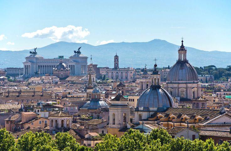 Секретные места в Риме.