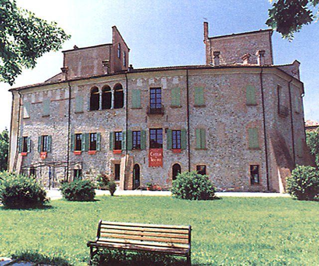 Arceto (fraz. di Scandiano, castello)