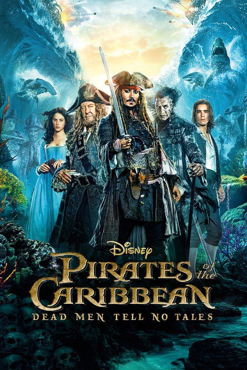 Pirates of the Caribbean: Dead Men Tell No Tales Full Movie