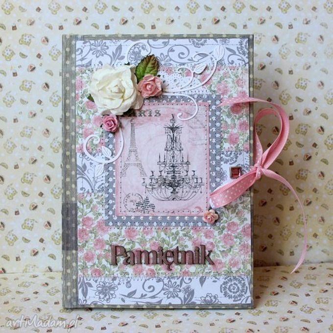 Paryski notatnik -wzór. $7