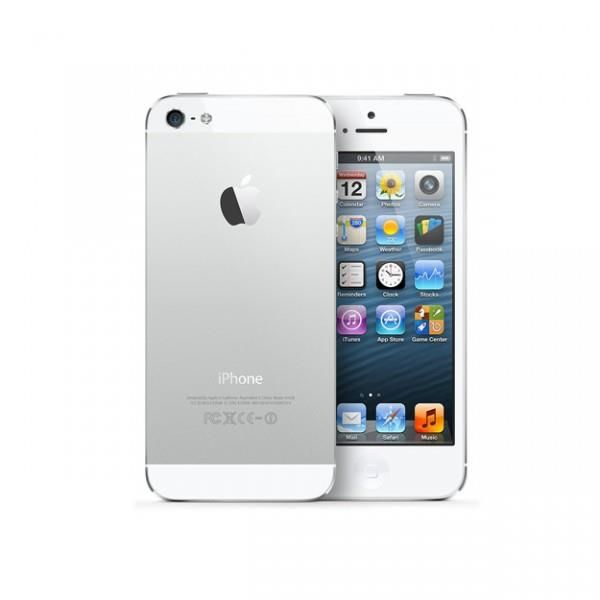 #iPhone 5S White