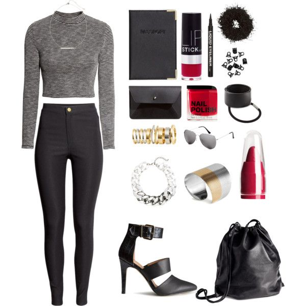 cheap 3 by madelen-reinholdtsen on Polyvore featuring H&M