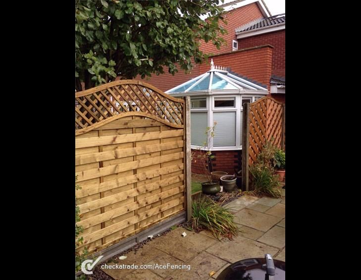Gallery of Ace Fencing - Driveways/Patios/Paths, Fencing/Gates based in Bishopstone, Buckinghamshire.