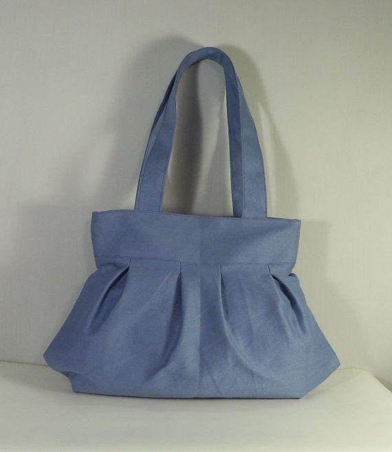 SALE  Sky Color Handbag /  Everyday bag / by PinakInternational