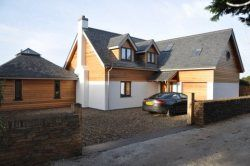 Timber Cladding for New Builds