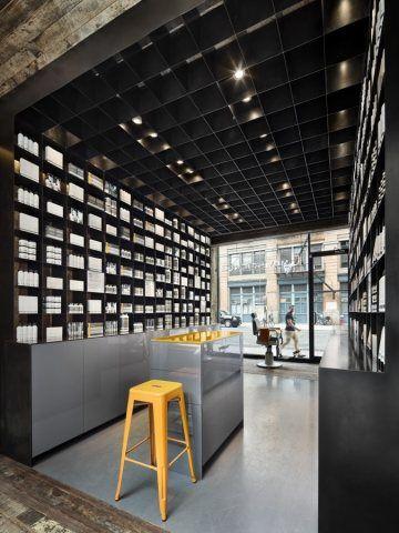 MenScience New York by HWKN