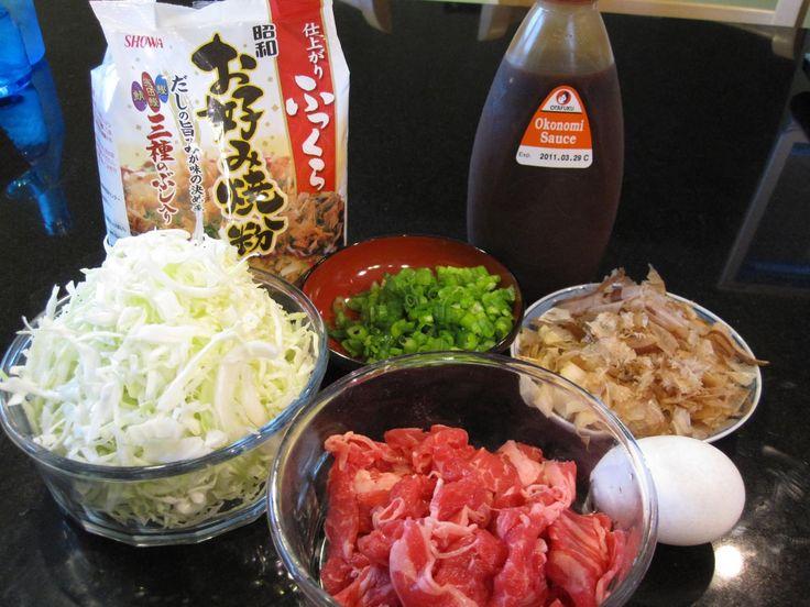 Okonomiyaki Recipe | Japanese Recipes | Japan Food Addict