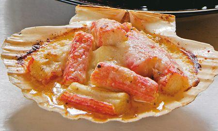 Cangrejo gratinado, Recetas - CocinaSemana.com - Últimas Noticias