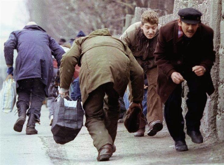 Sarajevo: la avenida de los francotiradores - Una breve historia